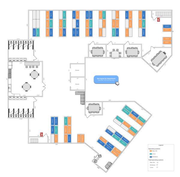 modèle de plan de niveau