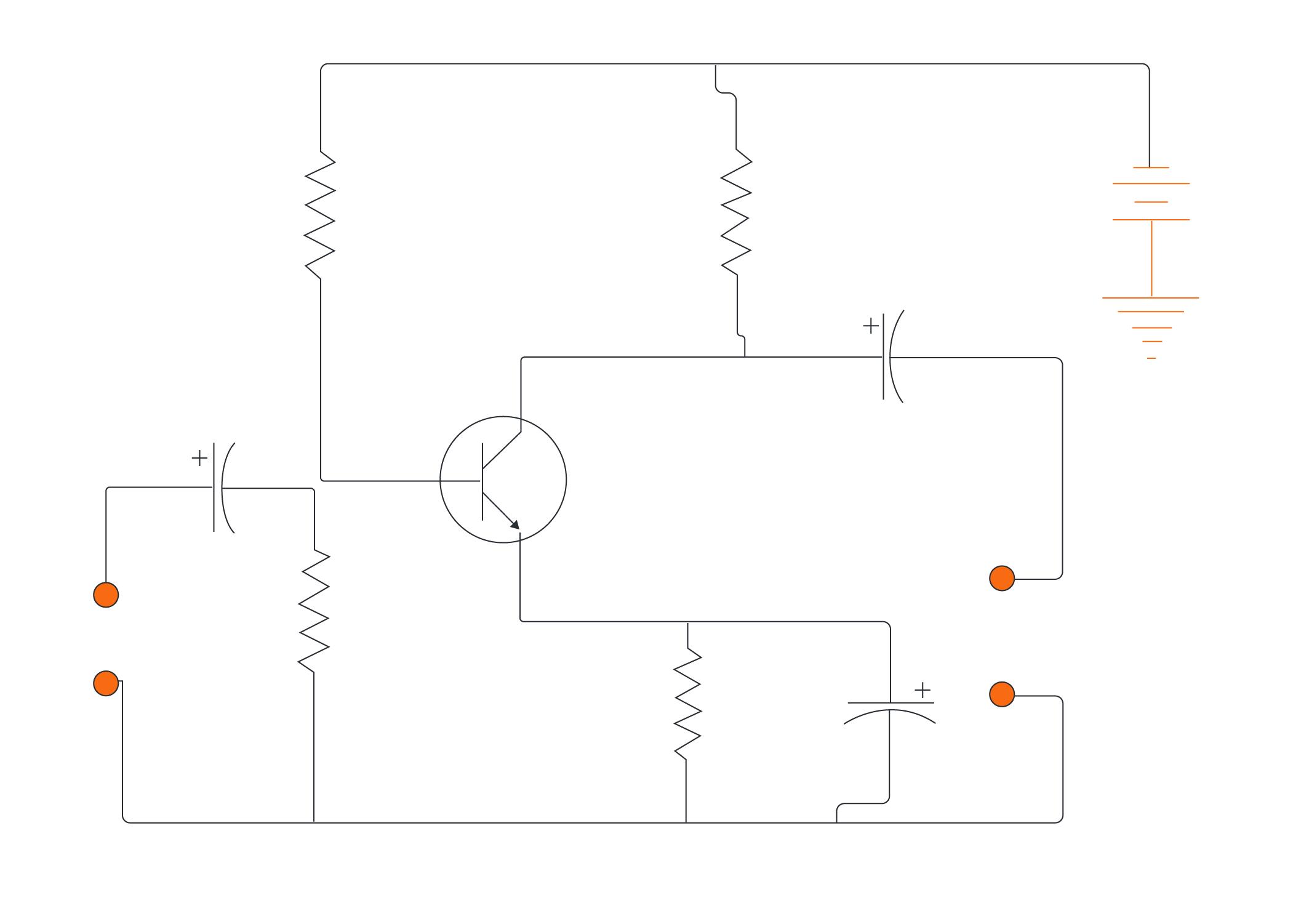 Logiciel de schéma électrique en ligne Lucidchart