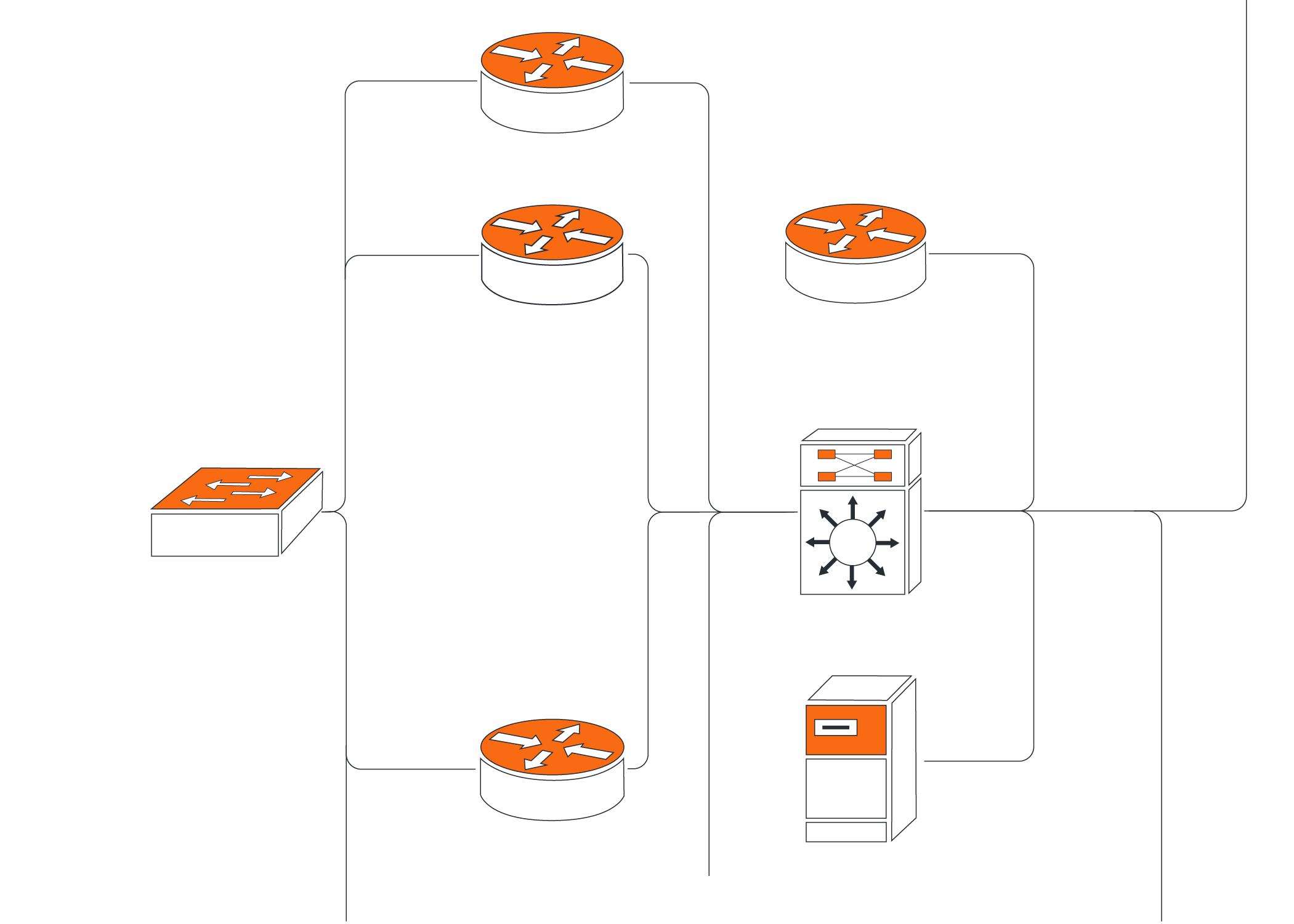 logiciel de schéma de baie de brassage