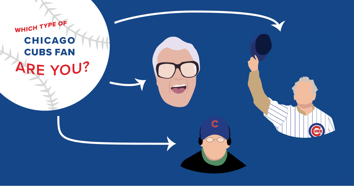 Which Type of Chicago Cubs Fan Are You? [Flowchart]