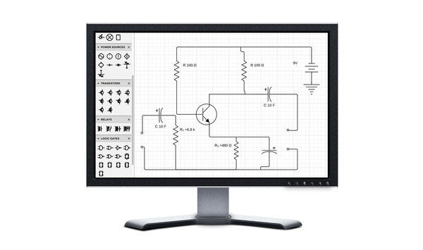 circuit diagram maker lucidchart circuit diagram