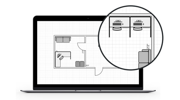 Floor Plan Software | Lucidchart