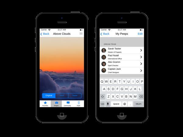 iphone mockup tool - Mobile Mockup Tools