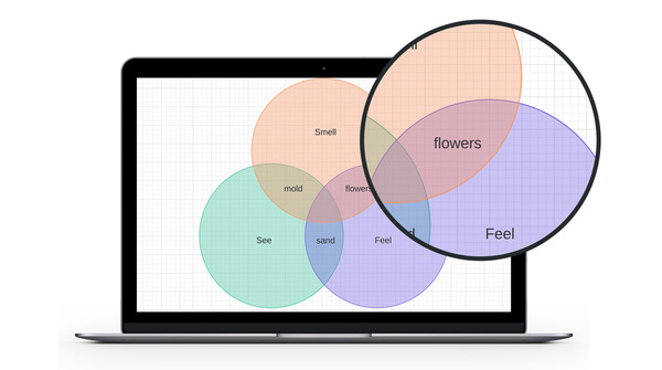 Venn Diagram Maker | Lucidchart