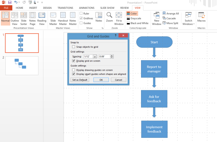 How to Make a Flowchart in PowerPoint | Lucidchart