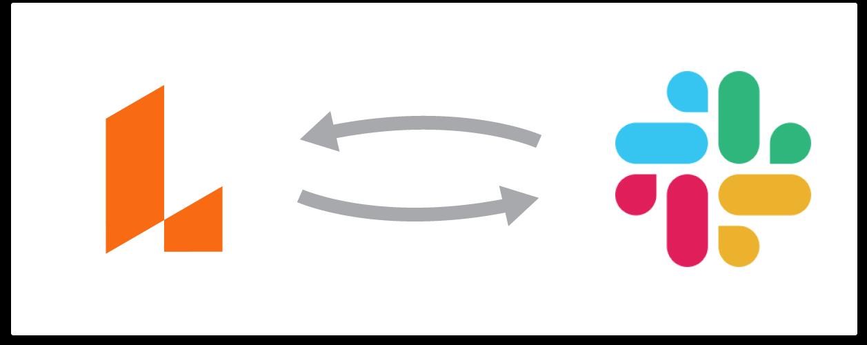 Intégration Slack de Lucidchart