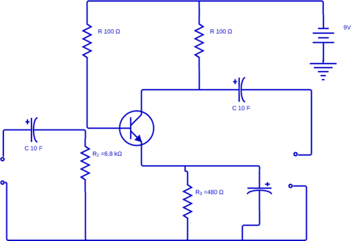 Admirable How To Create A Circuit Diagram Lucidchart Wiring 101 Photwellnesstrialsorg