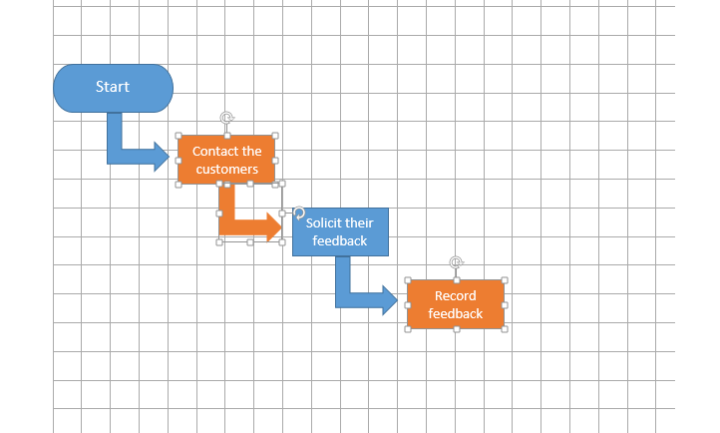 how to make a flowchart in word lucidchart