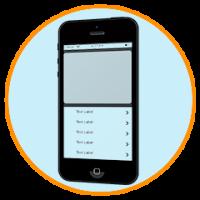 software mockup iphone