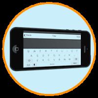 ejemplos maqueta iPhone