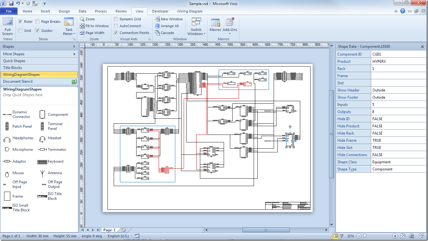 visio diagram 2 - Visio 2010 For Mac