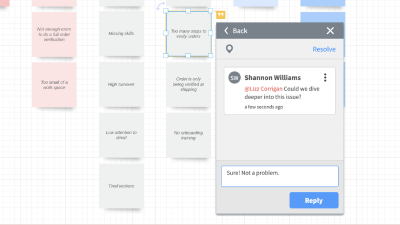 Seven best practices for collaborating in Lucidchart