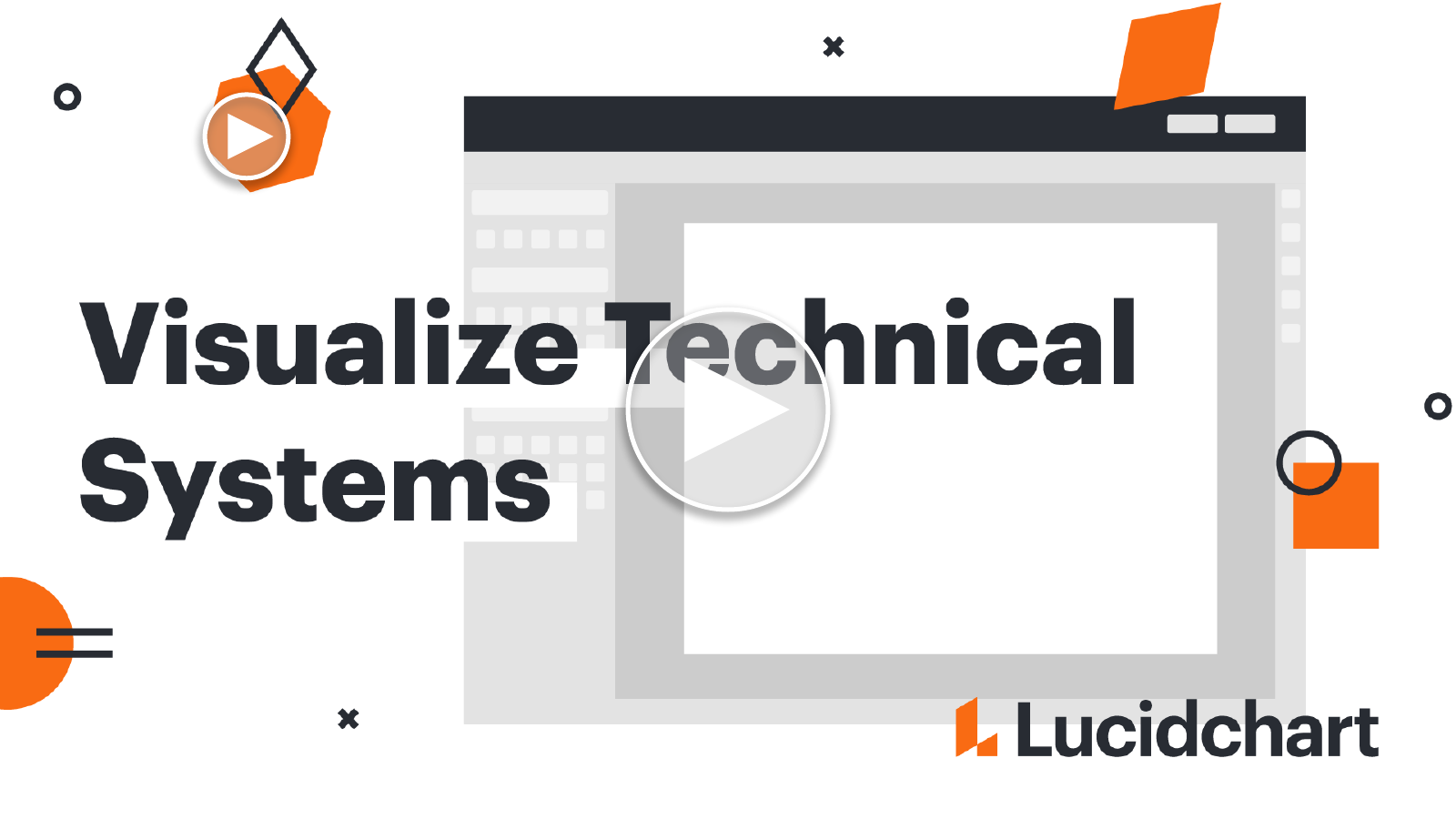 How Lucidchart can help you visualize technical systems