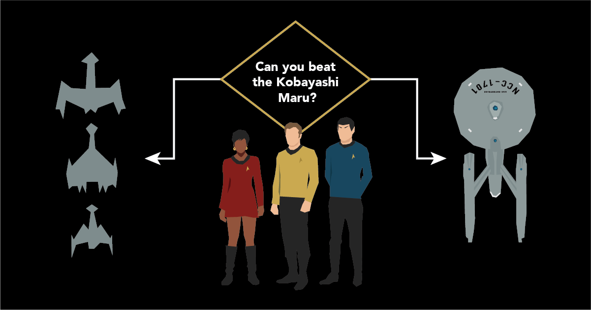 Can You Beat The Kobayashi Maru Flowchart?