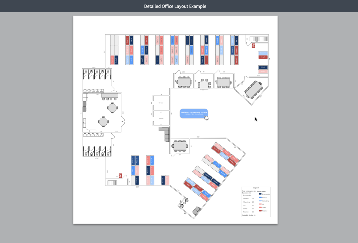 Floor Plan Software Lucidchart