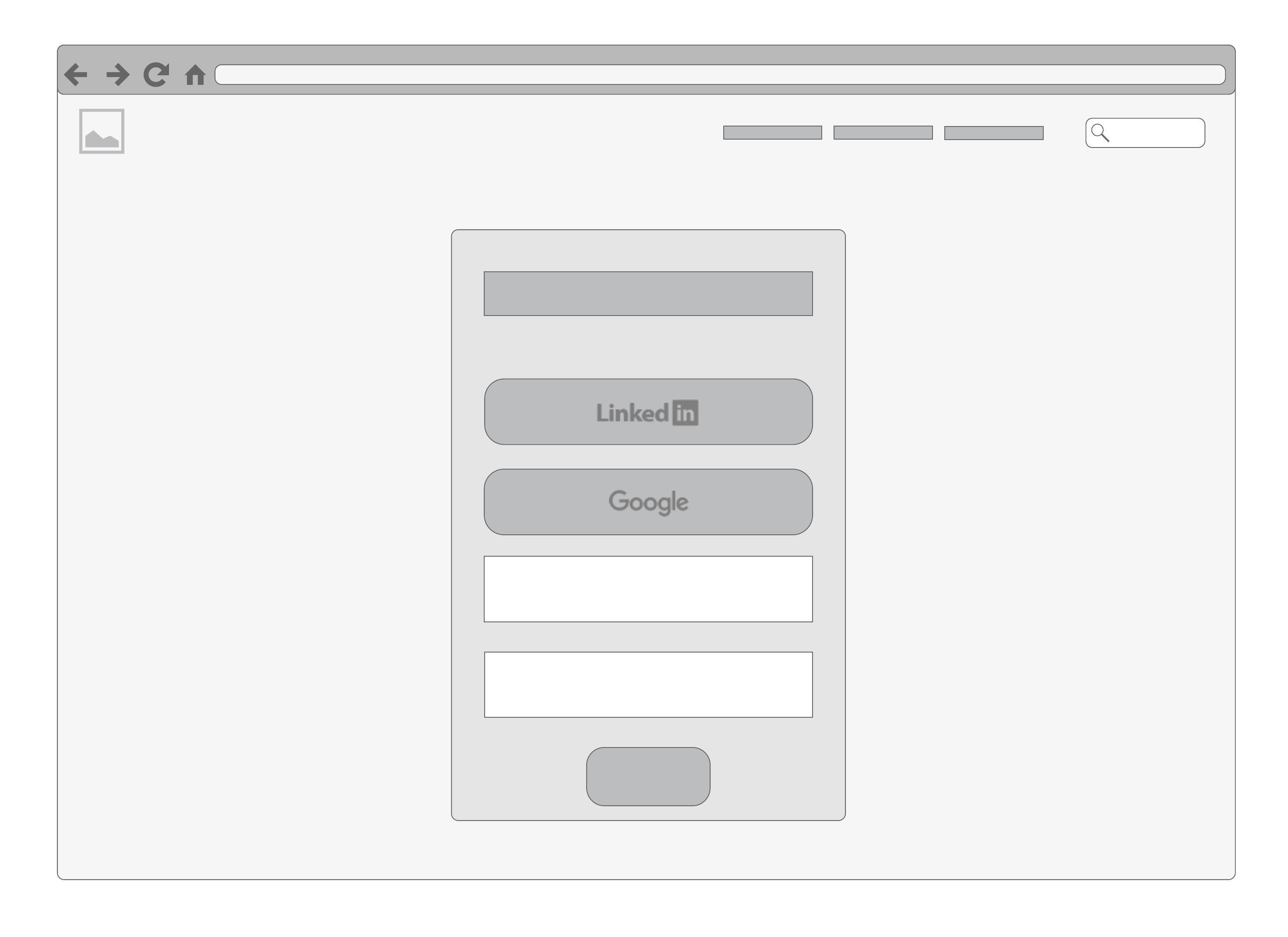 online wireframe template