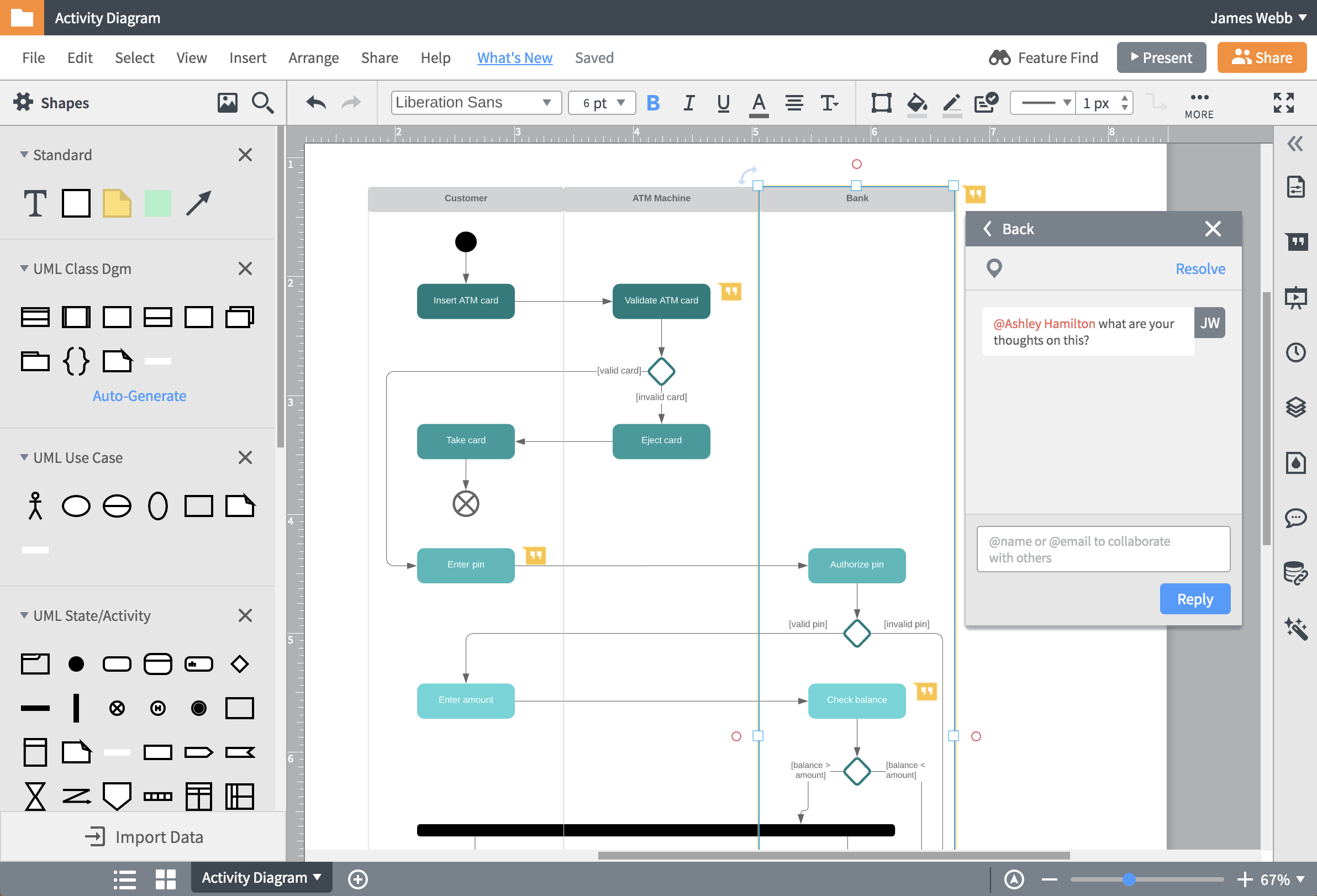 Collaborative Visio for Mac alternative