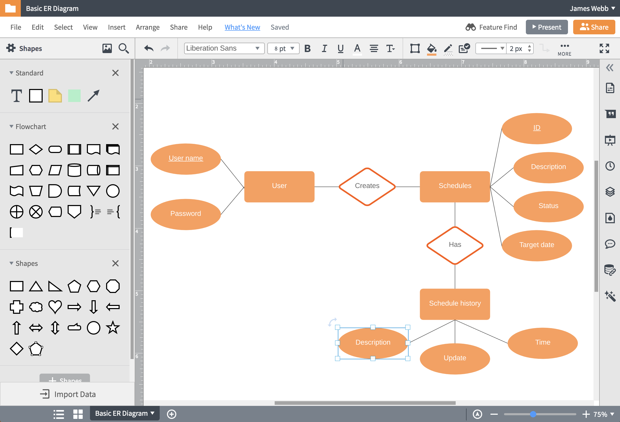 Visio for Mac diagramming