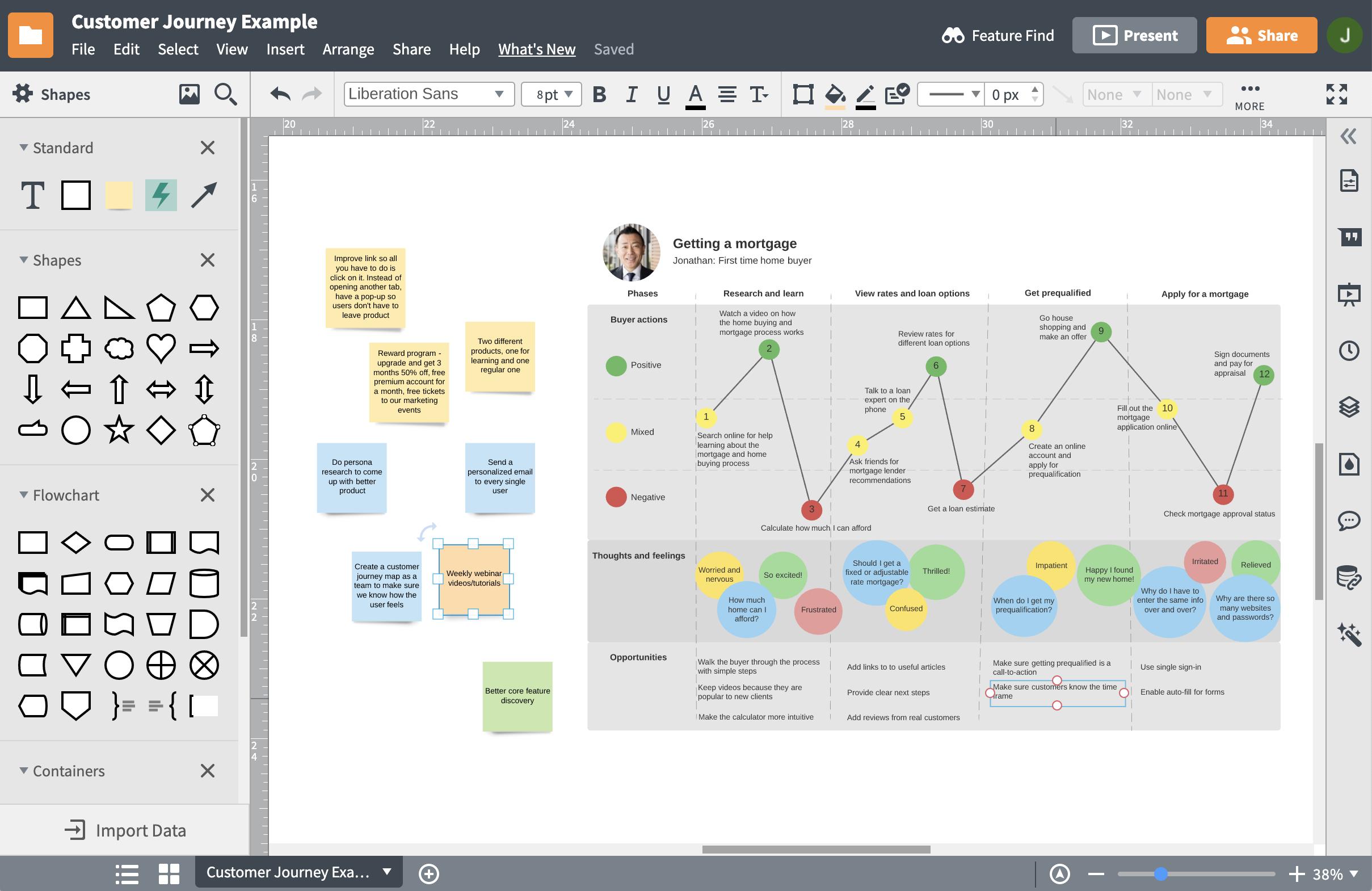 Brainstorming tool