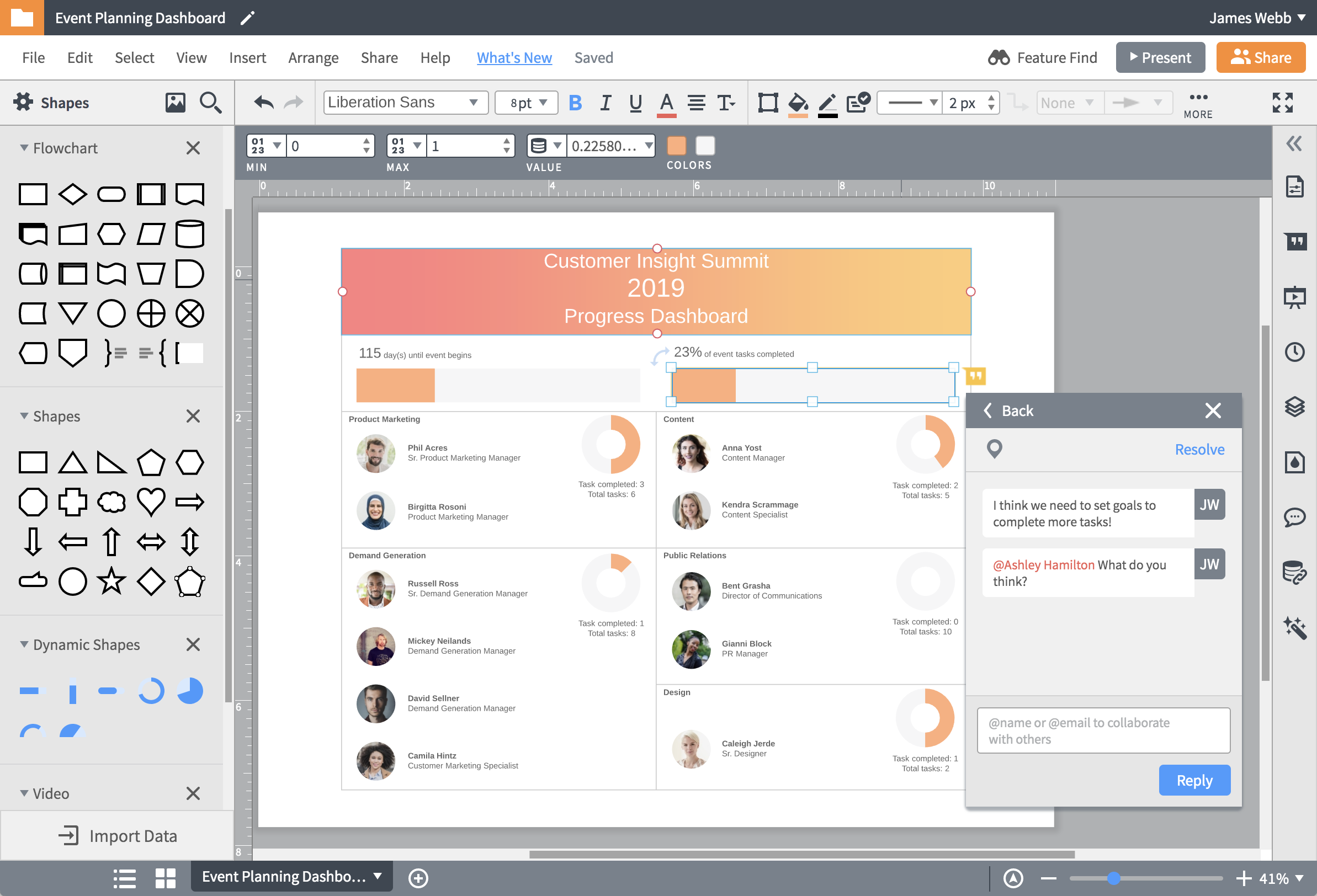 Collaborative Visio alternative