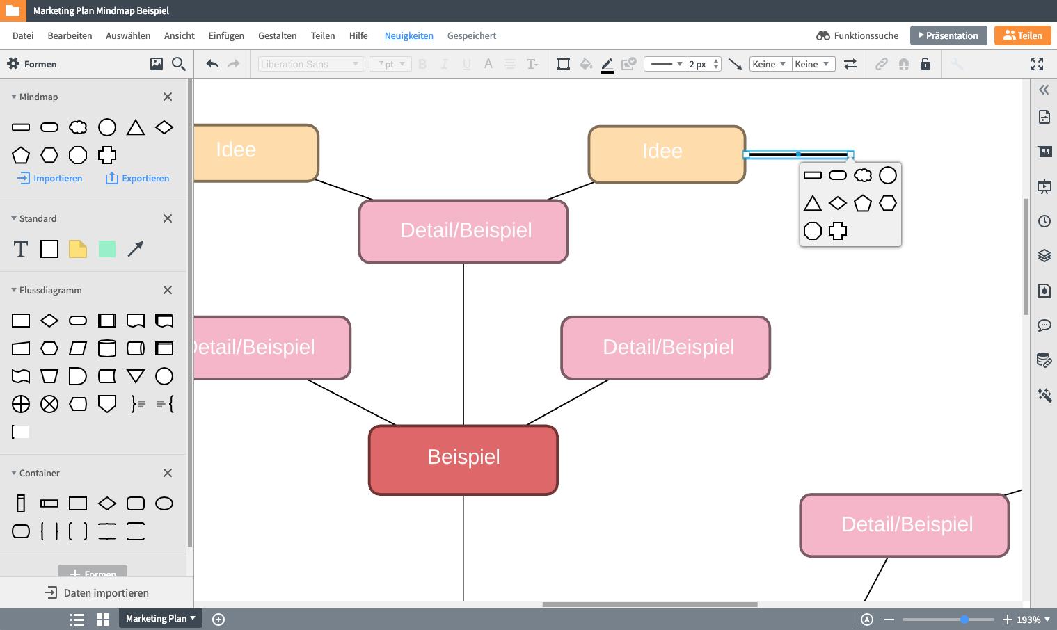 Mindmap Software