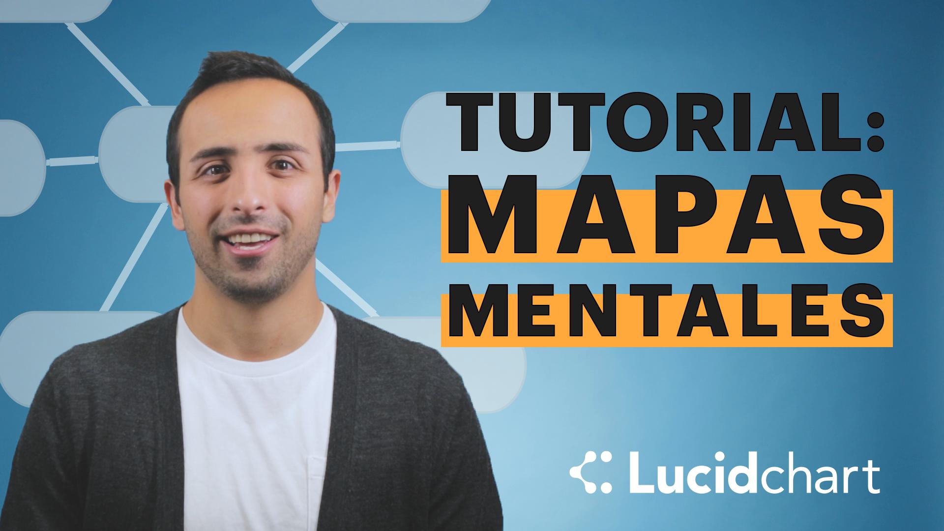 Creación de mapas mentales con Lucidchart