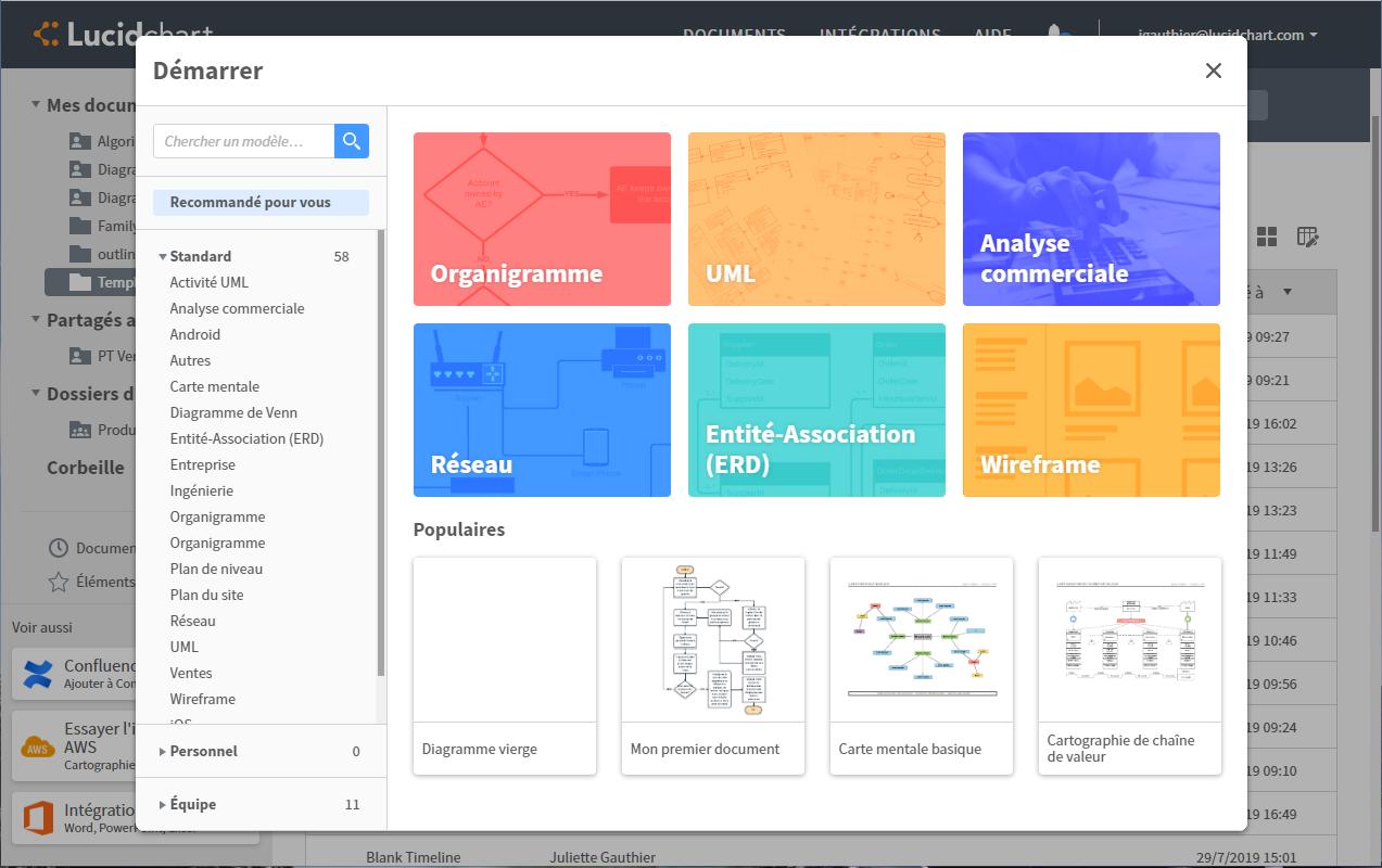 Utiliser nos exemples et modèles de diagrammes de Gantt