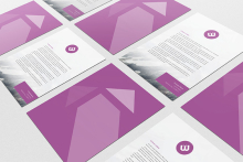 Letterhead design software