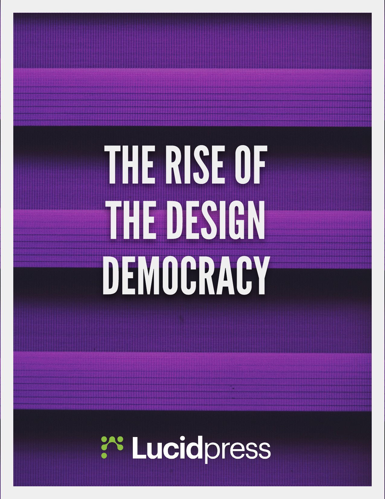 The rise of the design democracy ebook