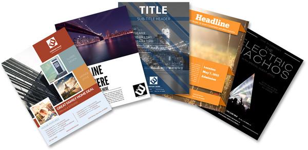 Business Flyers (Templates) | Lucidpress: https://www.lucidpress.com/pages/business-flyer-templates