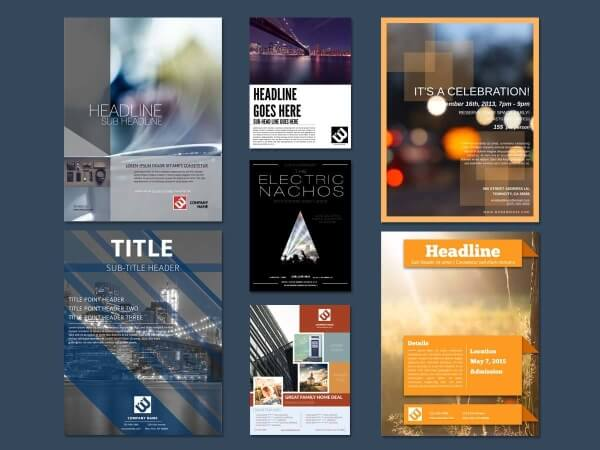 lucidpress publisher flyer templates alternative