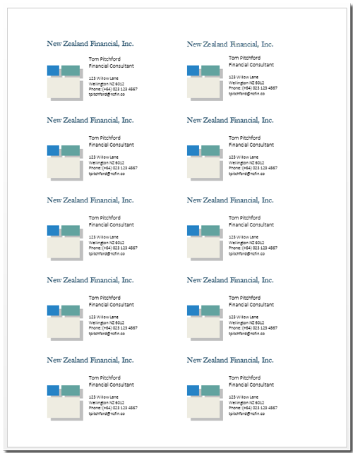 How to make business cards in microsoft word lucidpress how to make business cards in microsoft word colourmoves