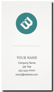 how to make online business card