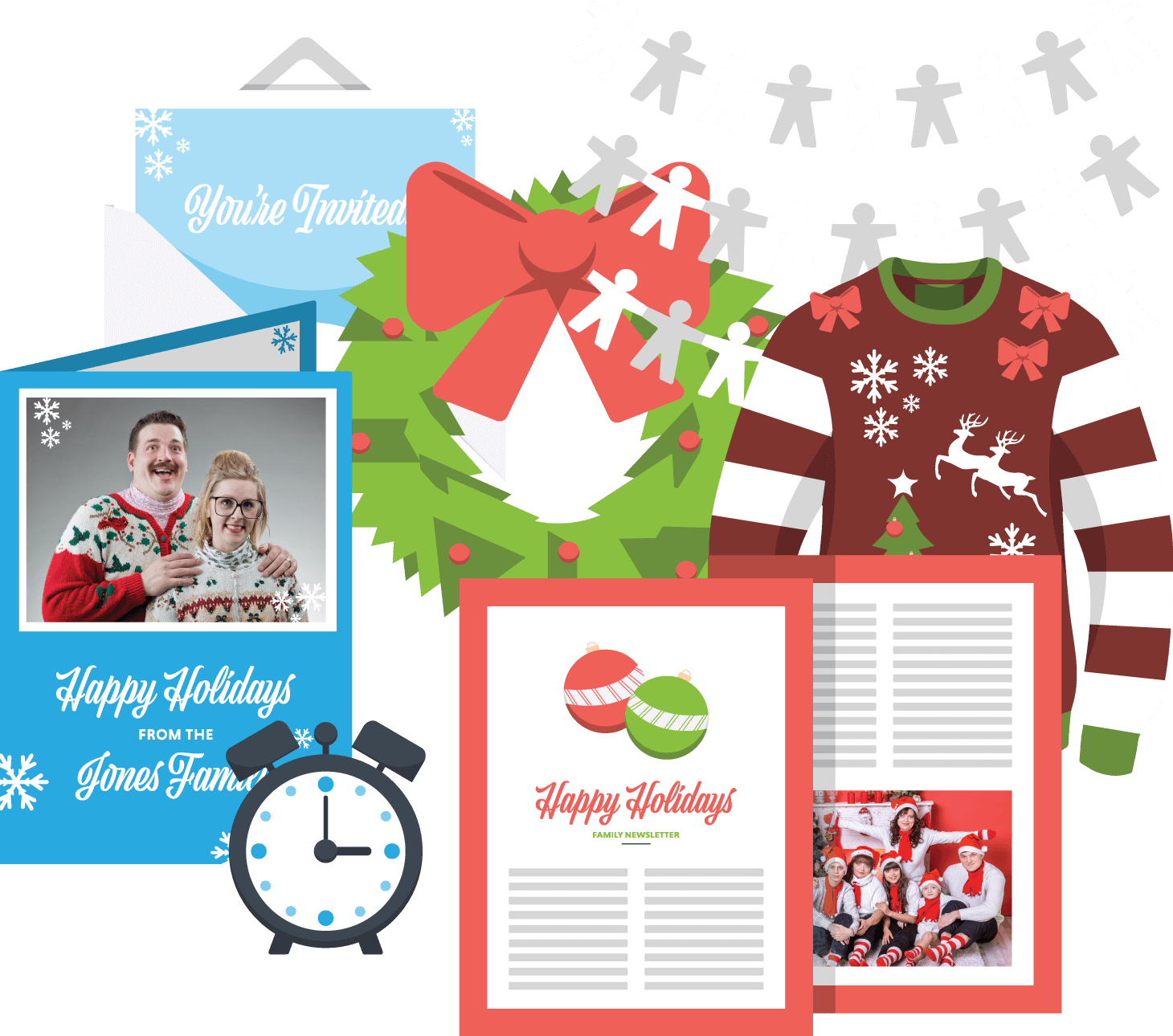 Lucidpress Print and Win Holiday Sweepstakes