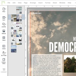 Get PDF Design and Publish Your Own Free Digital Magazine