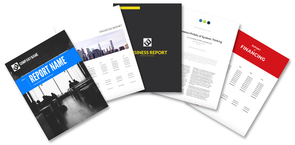 Best Annual Report Design  Lucidpress