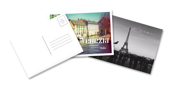 Custom Postcard Printing Online