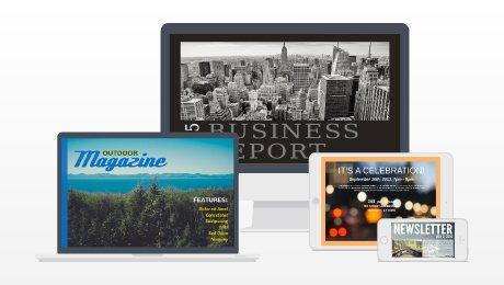 Online Print Digital Publishing Software