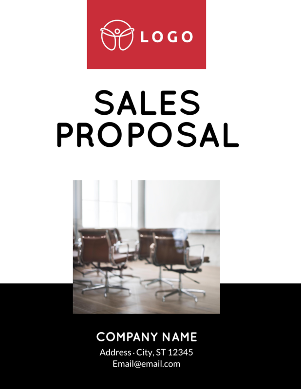 Block Sales Proposal Template