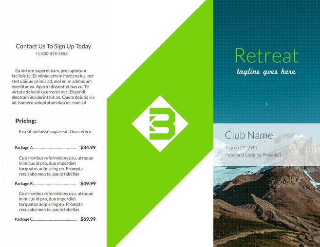 Design Church Flyers With Free Layouts  Canva