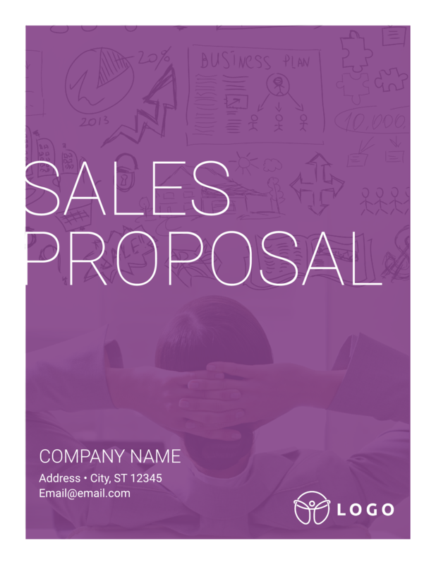 Creative Sales Proposal Template