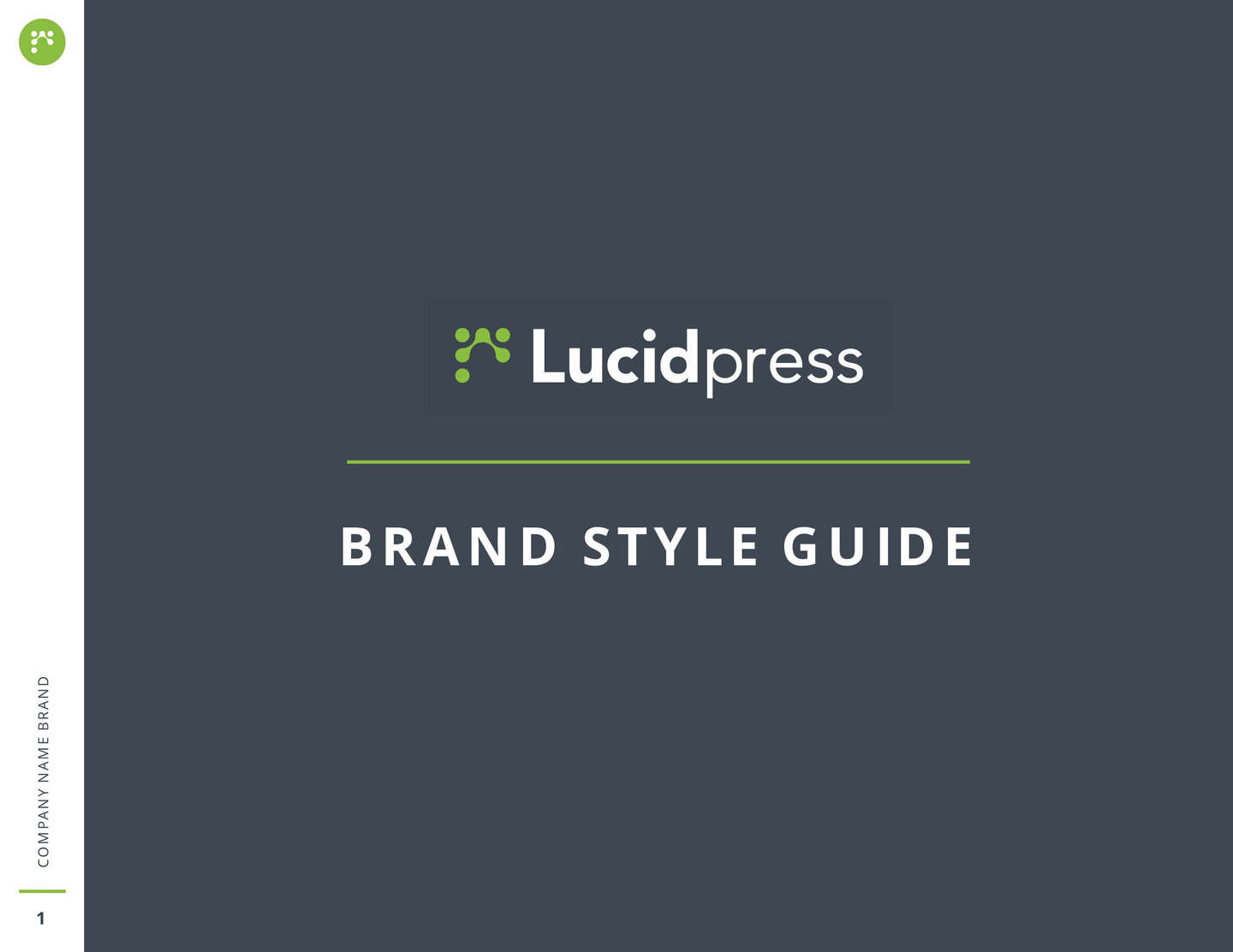Marketing Booklet Templates Examples Lucidpress