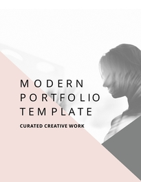 Free ebook templates examples to help build your brand femme fatale portfolio template maxwellsz