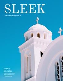 Inspired Church Program Template