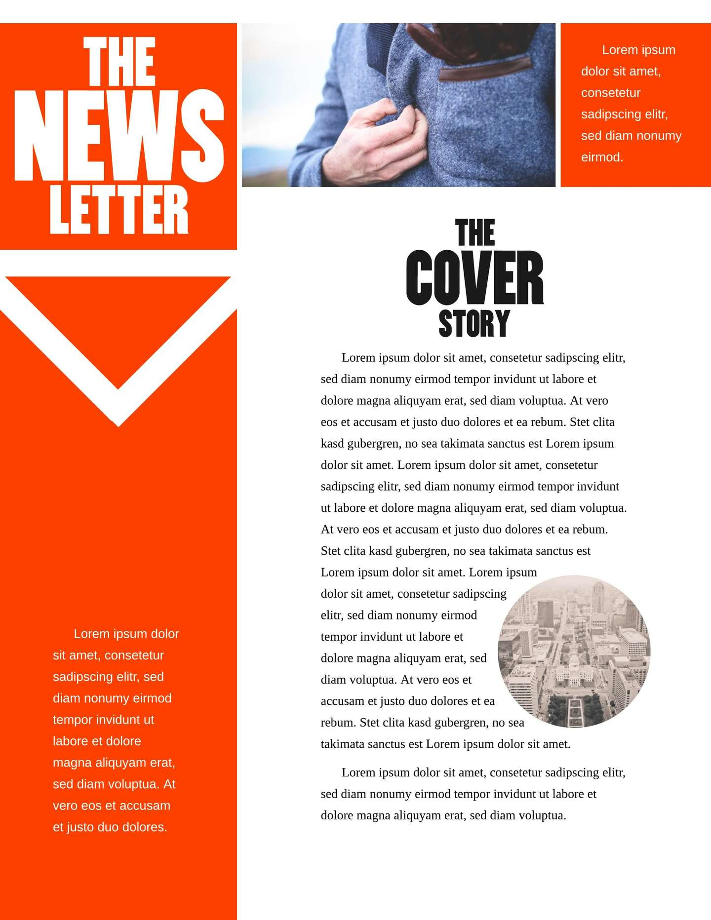 template for newsletter koni polycode co