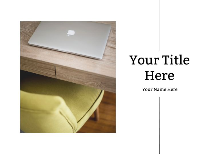 3 free simple presentation templates & examples, Powerpoint templates