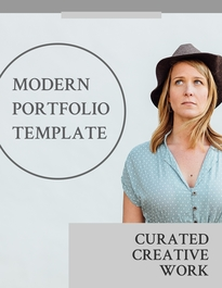 slate graphic portfolio template - Free Ebook Templates