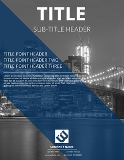 Real Estate Flyers business flyer maker & Flyer Maker - Design Flyers Online [17 Free Templates]
