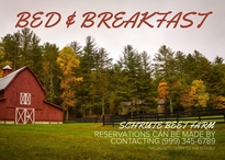 Schrute Farms Bed & Breakfast Post Card