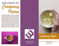 Corporate Brochure Design & Templates | Lucidpress